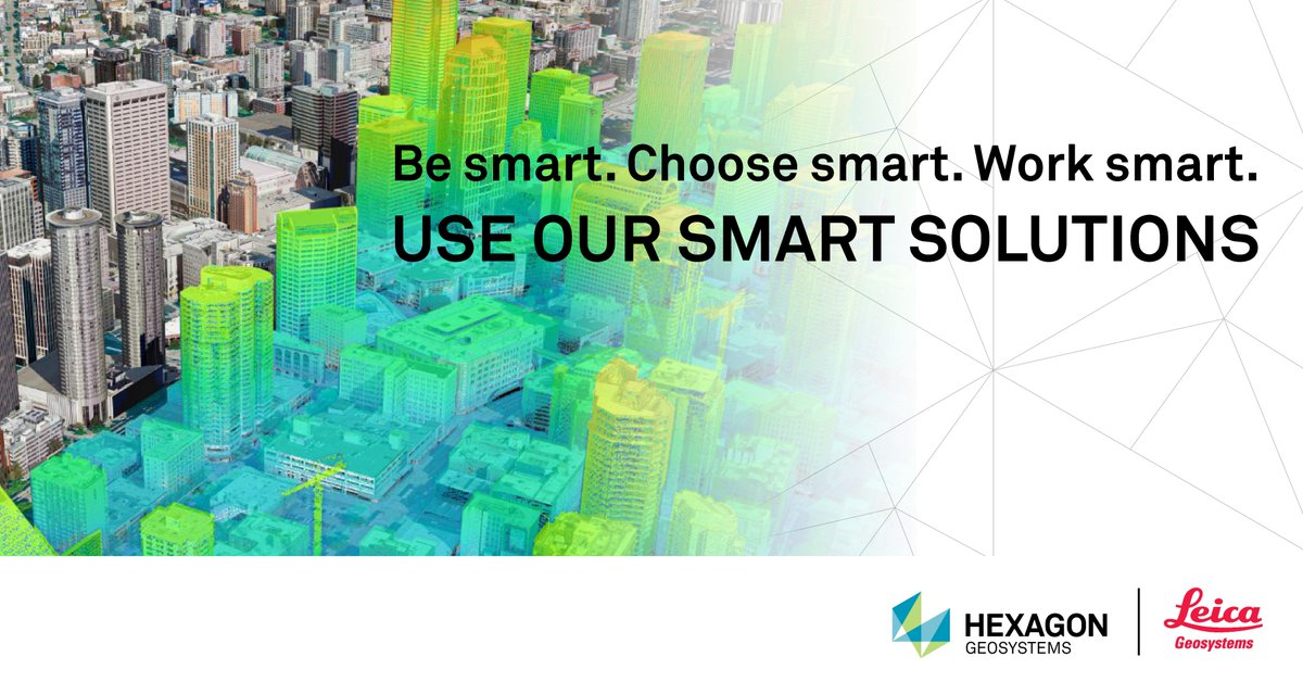@InfraBIMOpen: Choose smart!  Make sure you take the opportunity to participate during our seminar. @HexagonAB https://t.co/e4pDBICqu0
