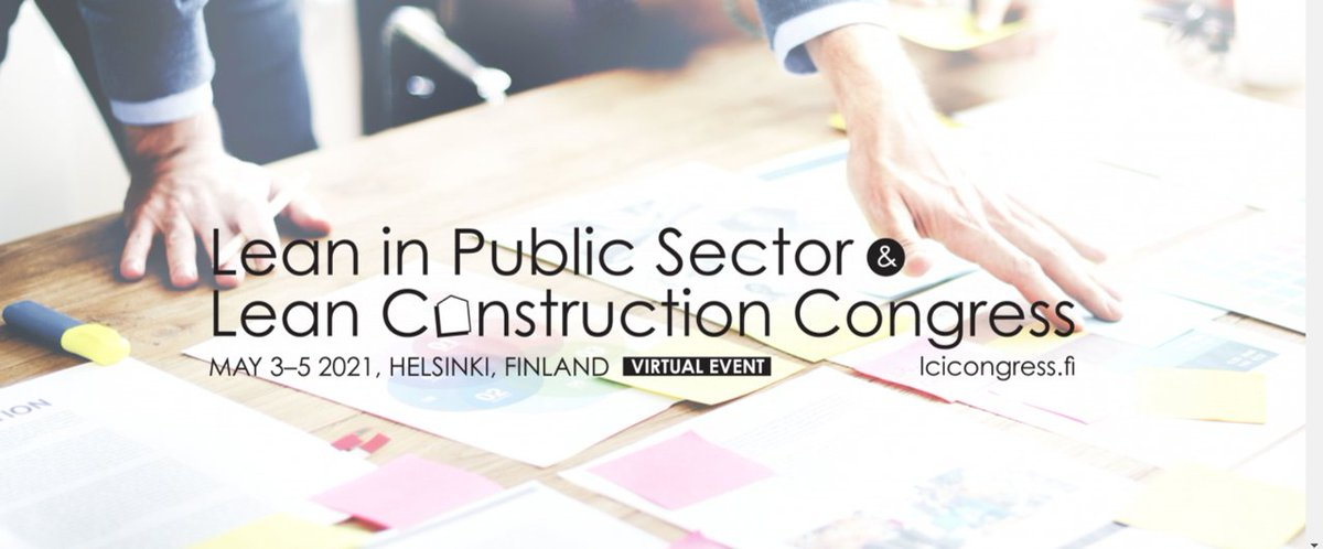 #LIPS & #LeanConstruction Congress has started with Training Day! You still have time to register for tomorrow and Wednesday...