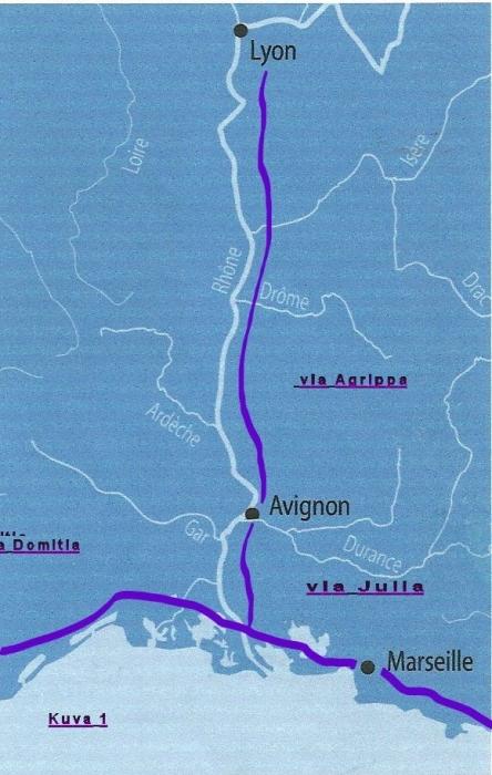 Avignon Naiset