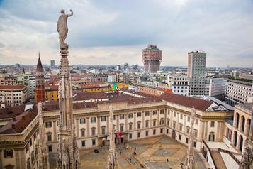 Milano Kokemuksia